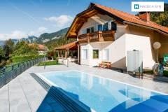 Bazén 8x3,5x1,45m, Kerschdorf, Rakousko, realizace 2016